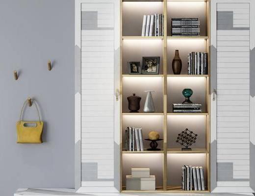 置物柜, 书柜, 书架