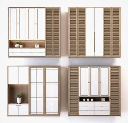 现代衣柜, 衣柜, 衣橱