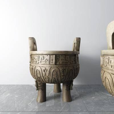 雕塑, 青铜器