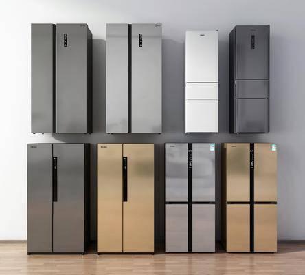 现代, 冰箱, 单体
