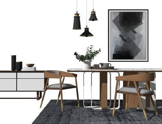 桌椅组合, 餐桌椅