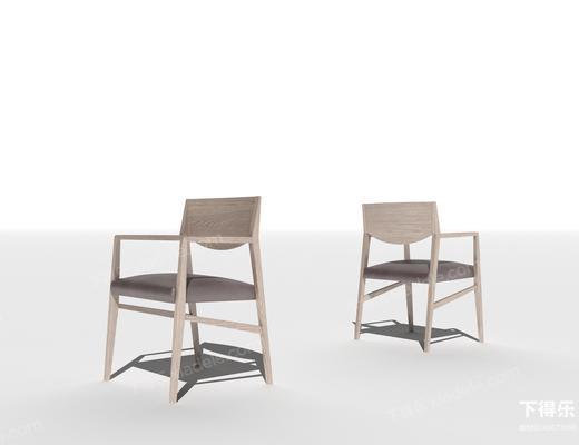 椅子, 单椅, 单人椅, 现代椅子, 北欧椅子, 现代简约