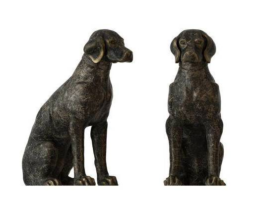 现代雕塑, 狗雕塑, 摆件