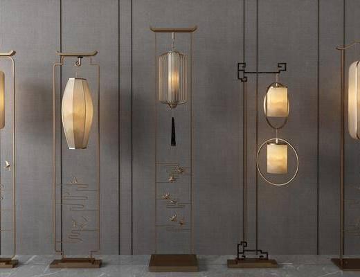 灯具, 灯饰, 落地灯