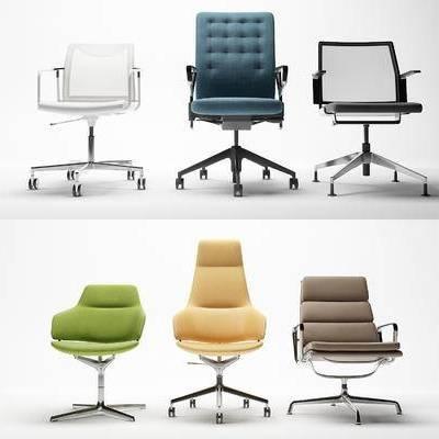电脑椅, 办公椅
