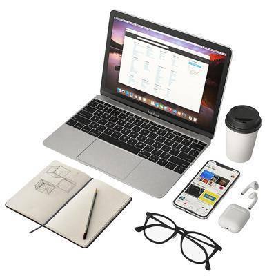 电脑, 手机, 数码产品