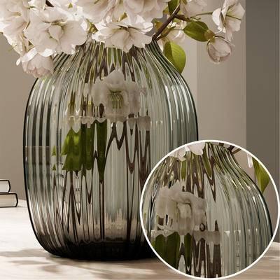玻璃材质, Vray材质