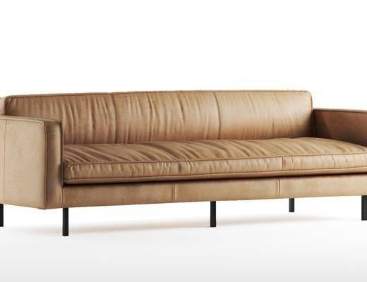 多人沙发, 现代多人沙发, 现代沙发