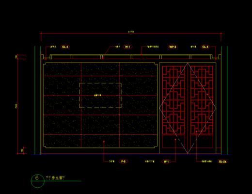 CAD施工图, 工装施工图, 酒店, 平面图, 立面图, 下得乐3888套模型合辑