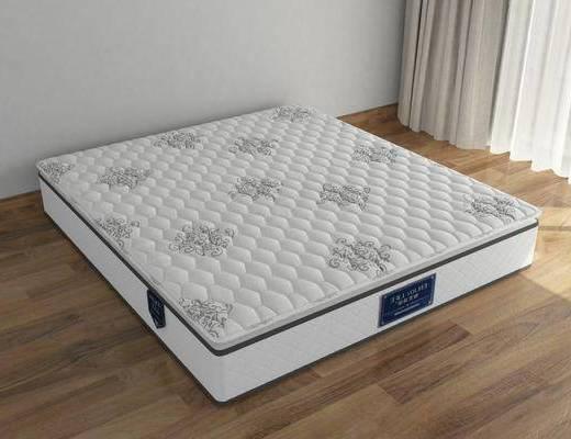 床具, 现代床垫, 现代床具, 现代, 床垫