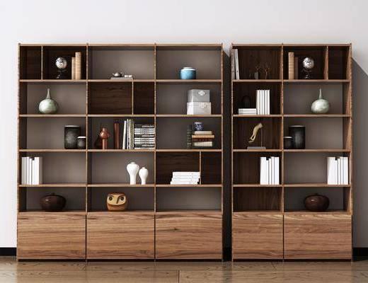 书架, 展示柜, 陈列柜, 货柜, 书柜