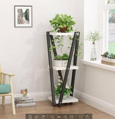 花盆, 盆栽, 现代, 植物, 绿植