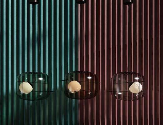 现代吊灯, 现代玻璃吊灯, 现代灯具