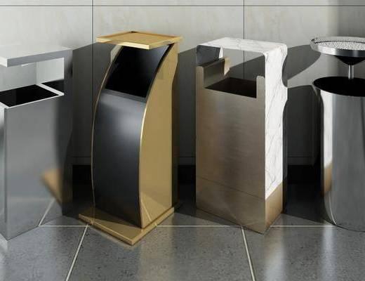 現代垃圾桶, 垃圾桶