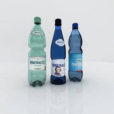 矿泉水, 饮料