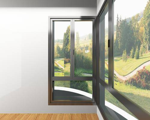 戶外窗, 現代
