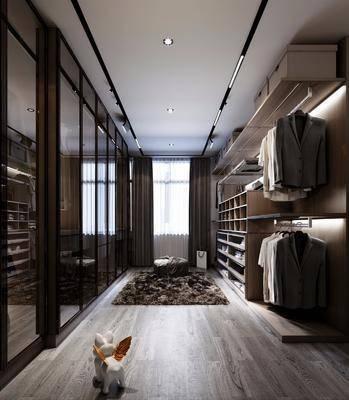 衣柜, 装饰品, 服饰, 衣帽间