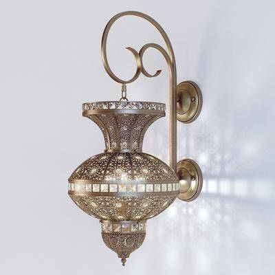 壁灯, 铁艺, 现代