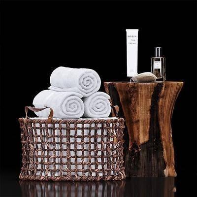 藤编, 毛巾, 收纳框, 卫浴组合, 洗浴用品