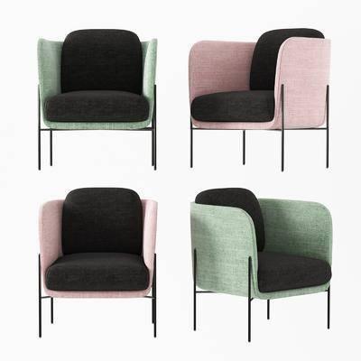 单椅, 休闲椅, 沙发椅