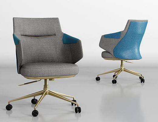 办公椅, 单椅, 现代椅子