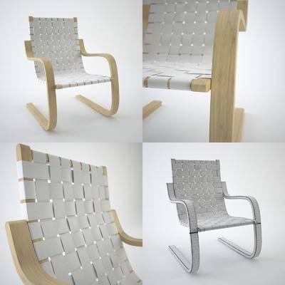 椅子, 单椅, 现代椅子
