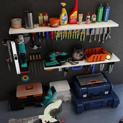 扳手, 切割机, 钳子, 润滑油