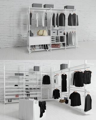 衣柜, 服饰, 北欧