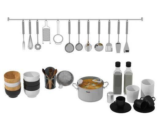 餐具, 厨具, 生活用具, 现代