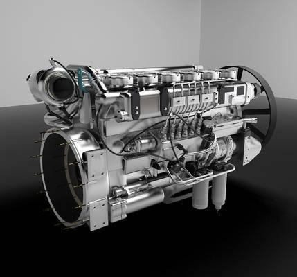 发动机, 现代