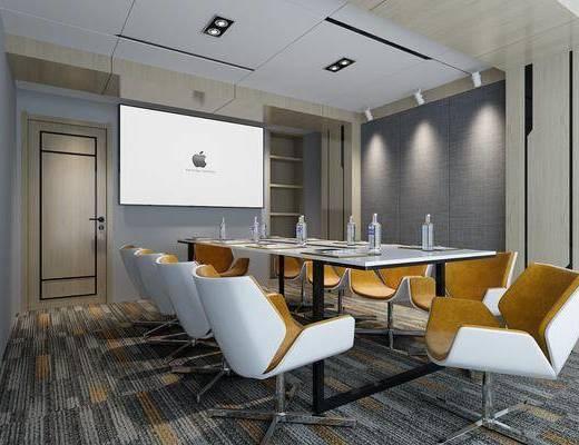 現代會議室, 會議室, 桌椅組合