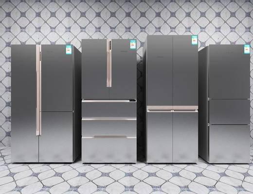 冰箱, 冰柜