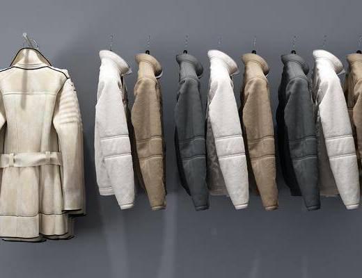 现代大衣, 大衣, 衣服