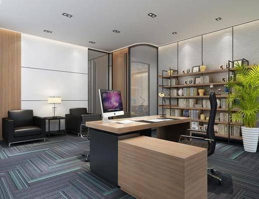办公室, 经理室, 办公桌椅