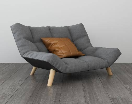 懒人沙发, 躺椅, 沙发椅, 单椅