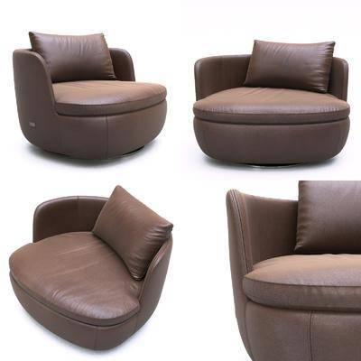 单人沙发, 沙发, 休闲, 现代