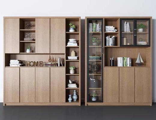书柜, 现代书柜