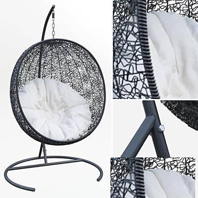 艺术吊椅, 懒人椅, 吊床