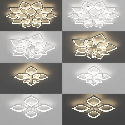 吸顶灯组合, 现代
