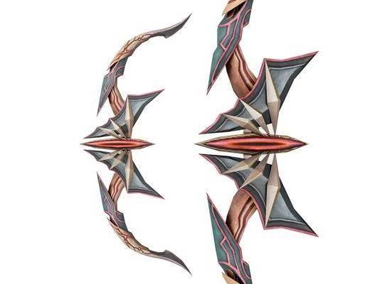 现代, 弓箭, 组合