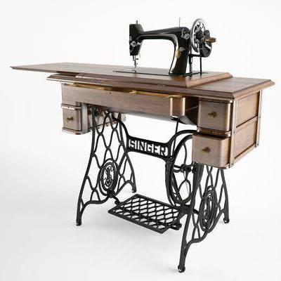 缝纫机, 车衣机, 现代