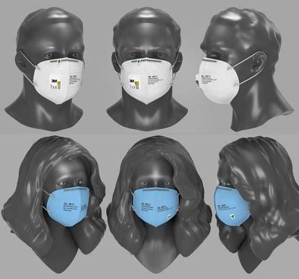 现代, 口罩, 组合
