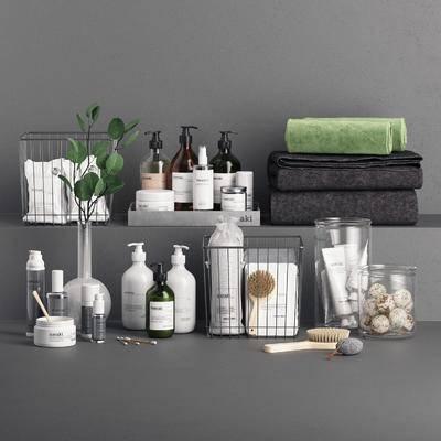 卫浴, 用品, 摆件, 单体
