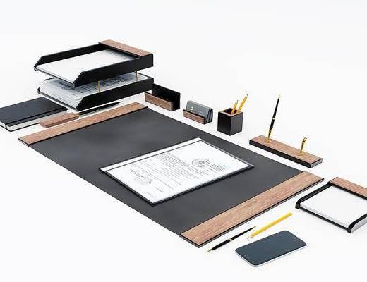 现代办公文具, 办公用品笔记本