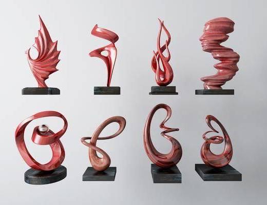 雕塑, 雕刻, 工艺品