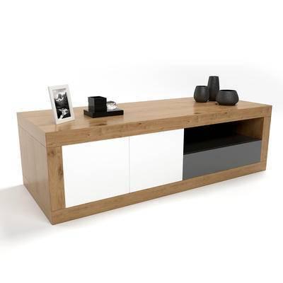 现代北欧风格电视柜