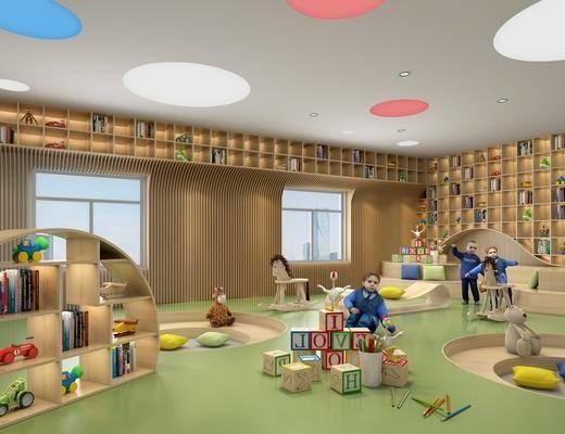 幼兒園, 教室