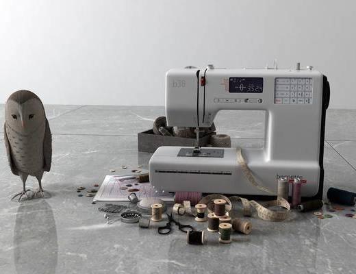 缝纫机, 现代