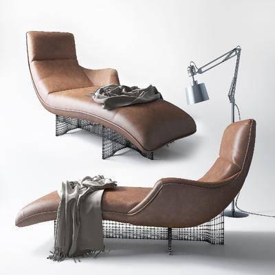 现代躺椅, 躺椅