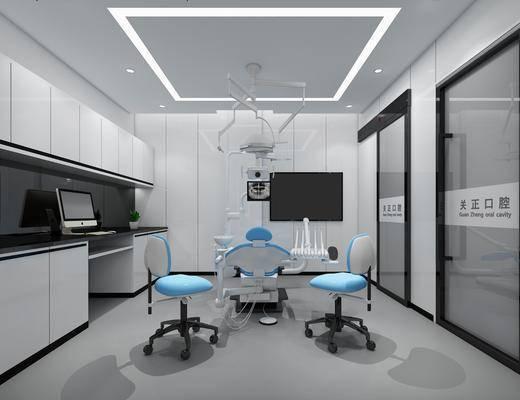 现代, 医院, 工装